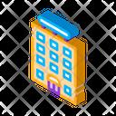 Apartment Architecture Block Icon