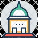 Capital Lithuania Vilnius Icon