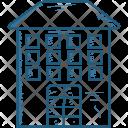 Company Corporation Office Icon