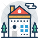 Building Apartment House Icon
