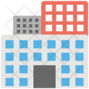Building Office Head Icon