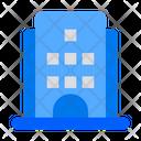 Building Hotel Apartment Icon