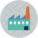 Building Factory Mill Icon