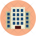 Building Commercial Centre Icon
