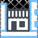 Building City Shop Icon