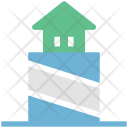 Building House Light Icon