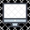 Building Computer Display Icon