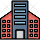 Building City Building Office Blocks Icon