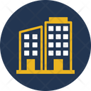 Building City Building Office Building Icon