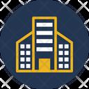 Building City Building Office Blocks Icon