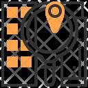 Building Future Location Icon
