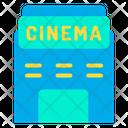 Theater Cinema Hall Cinema Icon