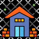 Building Construction Design Icon