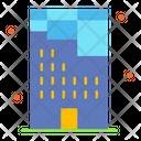 Building Concrete Construction Icon