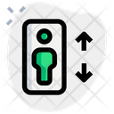 Building Lift Elevator Icon