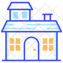 Building Residential House Icon