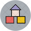 Building Home Play Icon