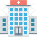 Building Health Clinic Icon