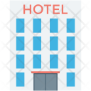 Building Guest House Icon