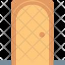 Building Door Close Icon