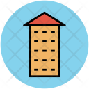Building Flats Apartments Icon