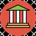 Building Institute Court Icon