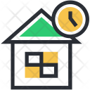 Building Sale Time Icon