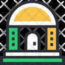 Building Cottage Lodge Icon