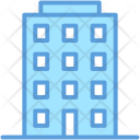 Building City Flats Icon