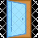 Building Door Entrance Icon