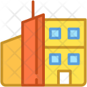 Building City Flats Icon