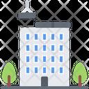 Crane Tree House Icon