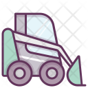 Building Construction Machinery Icon