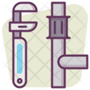 Building Construction Works Icon