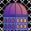 Building Dome Icon