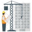 Building Engineer Icon