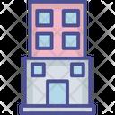 Building Exterior Icon