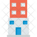 Building Exterior Home House Icon