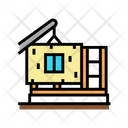 Ready Wall Building Icon