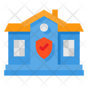 Security Insurance Real Estate Icon