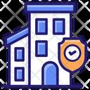 Building Insurance Icon