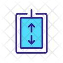 Building Lift Icon