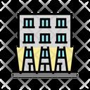 Building Lighting Icon