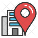 Building Location Icon