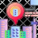Building Location City Location City Icon