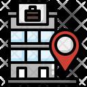 Building Location Icon