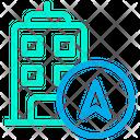 Building Navigation Icon