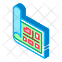 Topography Electronic Tool Icon