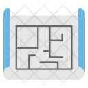Building Planning Icon