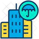 Building Protection Icon